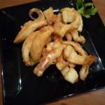 calamares fritos (rabas)