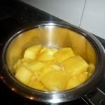 la salsa de mango