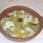 kokotxas en salsa verde