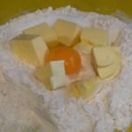 ingredientes de la masa