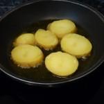 confitar las patatas