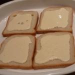 extender la mayonesa