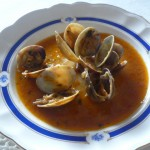 almejas en salsal roja (6)