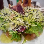 ensalada de germinados