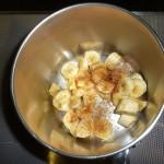 ablandar el plátano