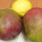 elegir mangos muy maduros